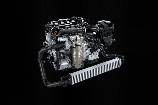 Honda civic 2019 engine