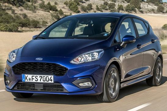 Ford Fiesta 2018 Exterior