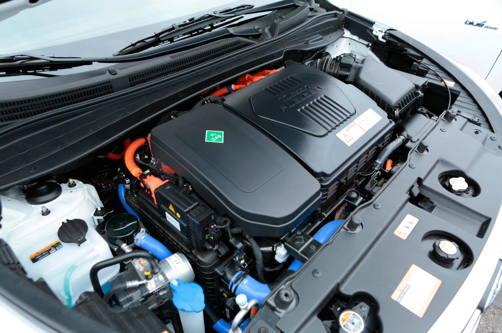 Hyundai Tucson 2015 Engine