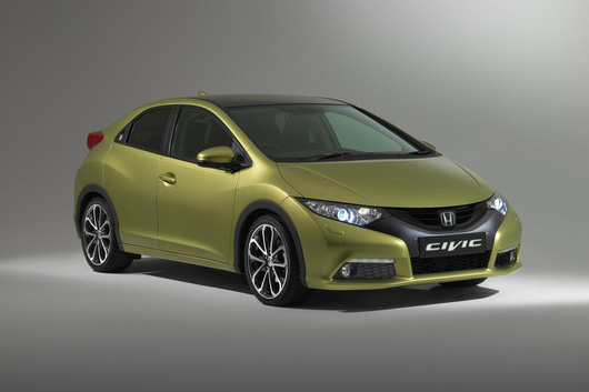 Honda Civic 2012 Exterior