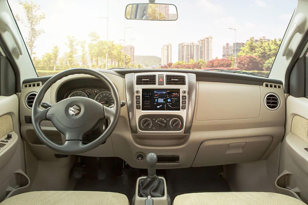 Suzuki APV 2018 Interior