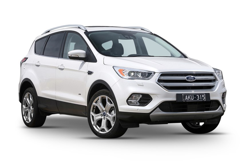 Ford Escape 2018 Performance