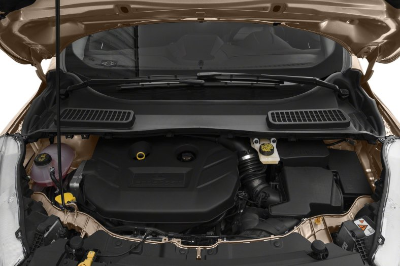 Ford Escape 2018 Titanium Engine