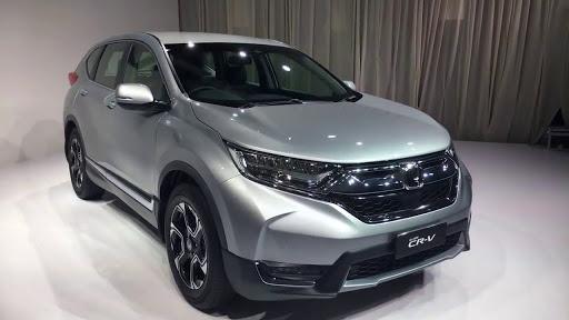 Honda CR-V 2019 Exterior