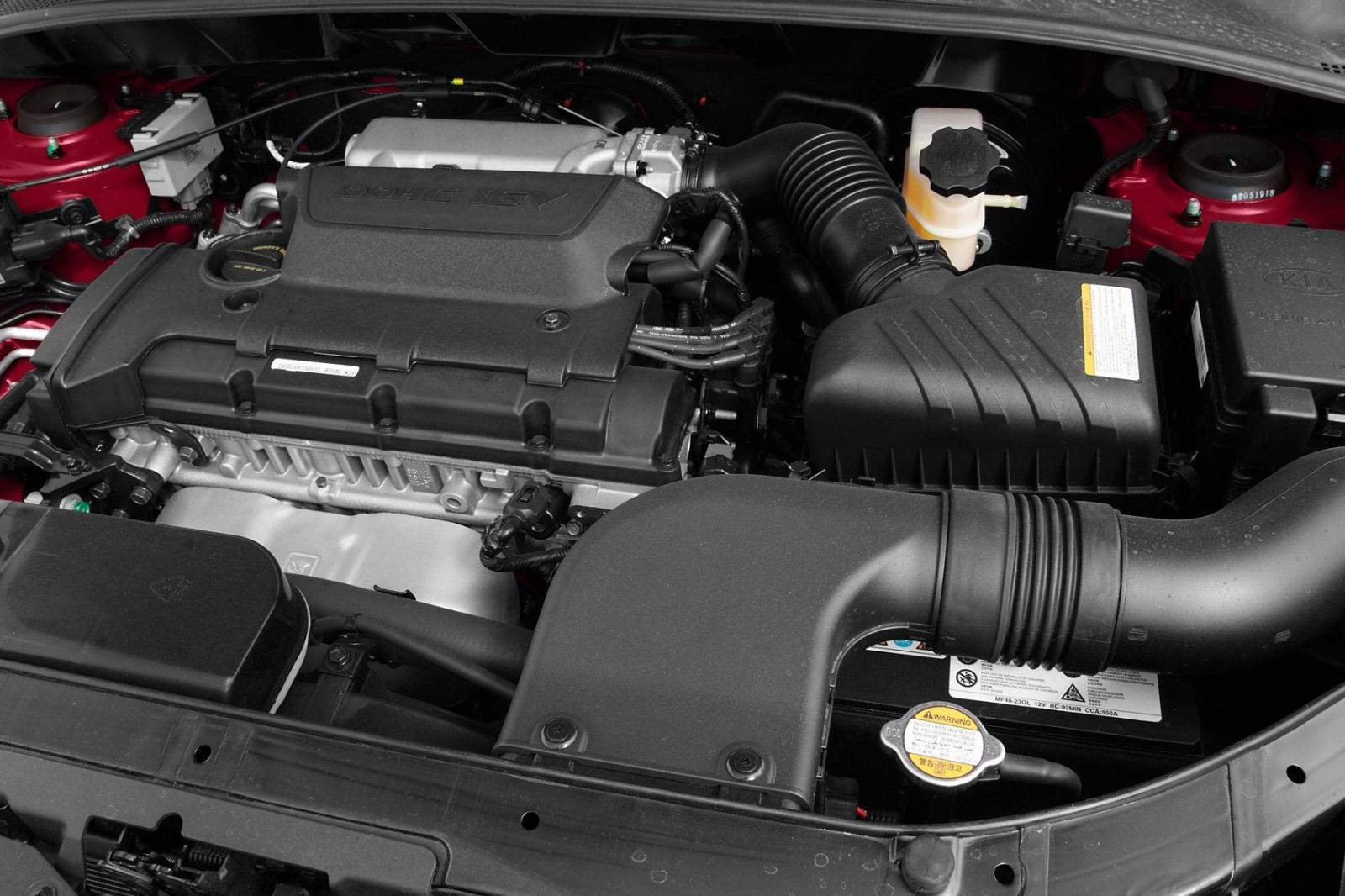 Kia Sorento 2018 Engine