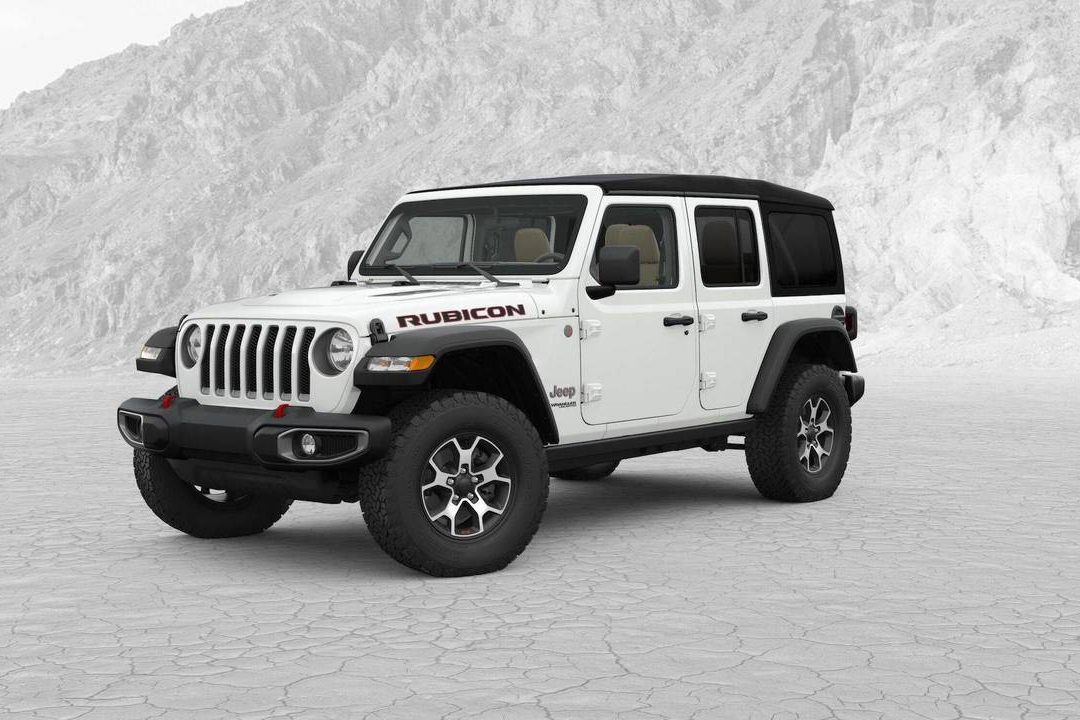 Jeep Wrangle 2018 Exterior
