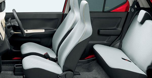 Suzuki Alto 2018 Interior
