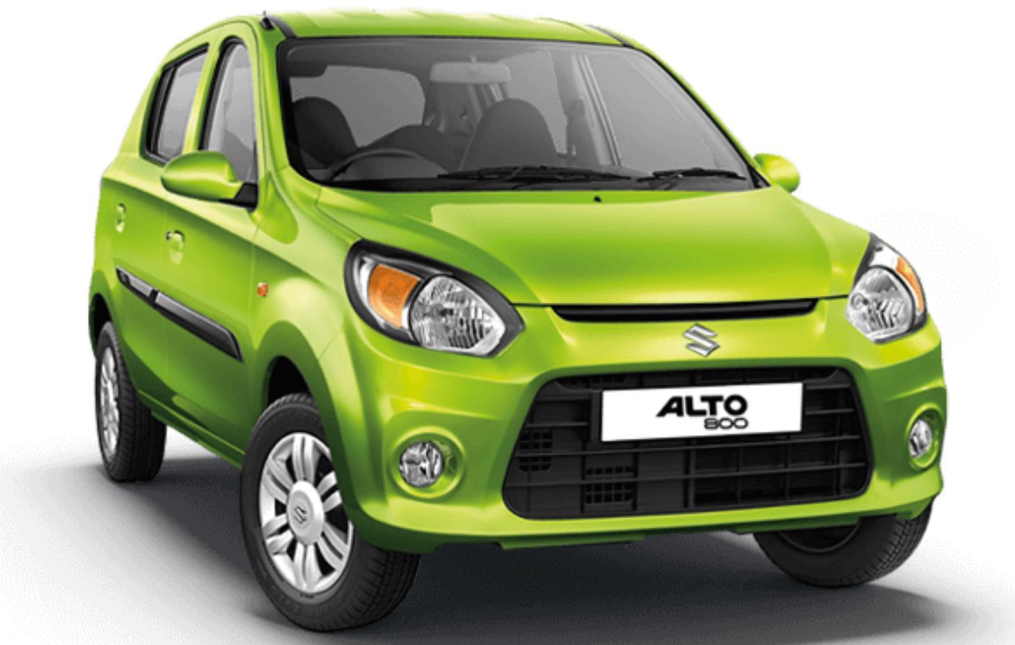 Suzuki Alto 2018 exterior