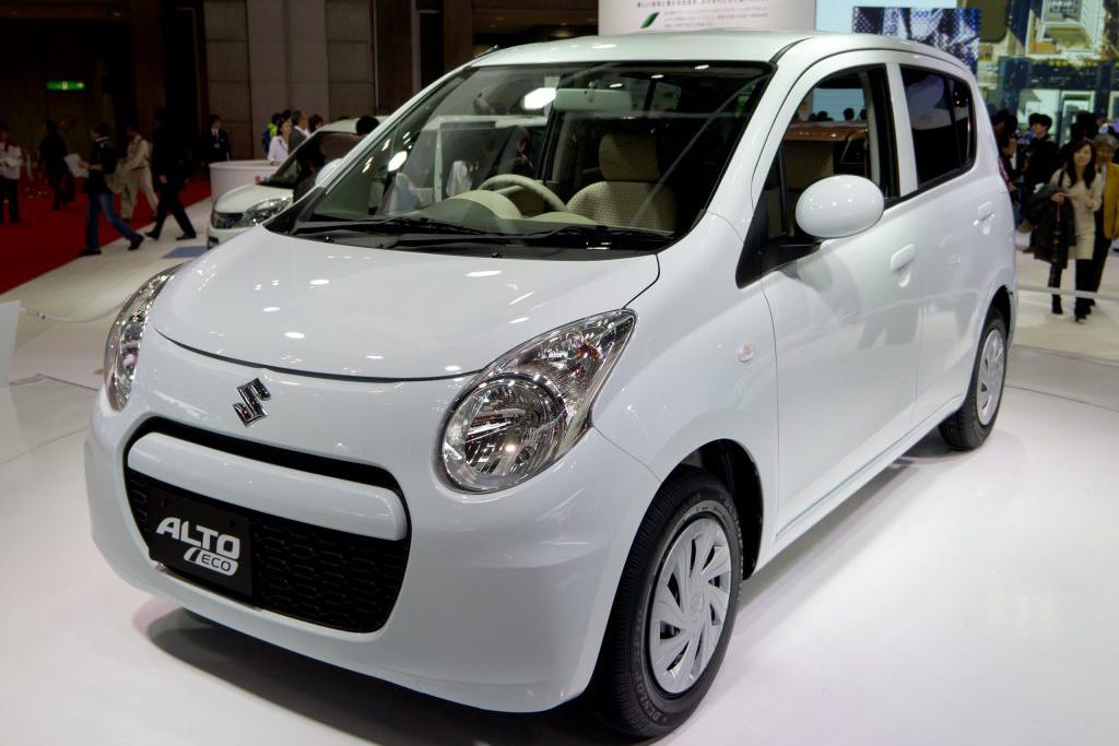 Suzuki Alto 2018 Overview