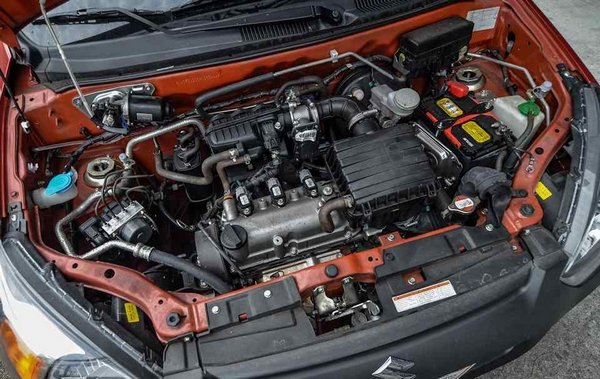 Suzuki Alto 2018 Engine