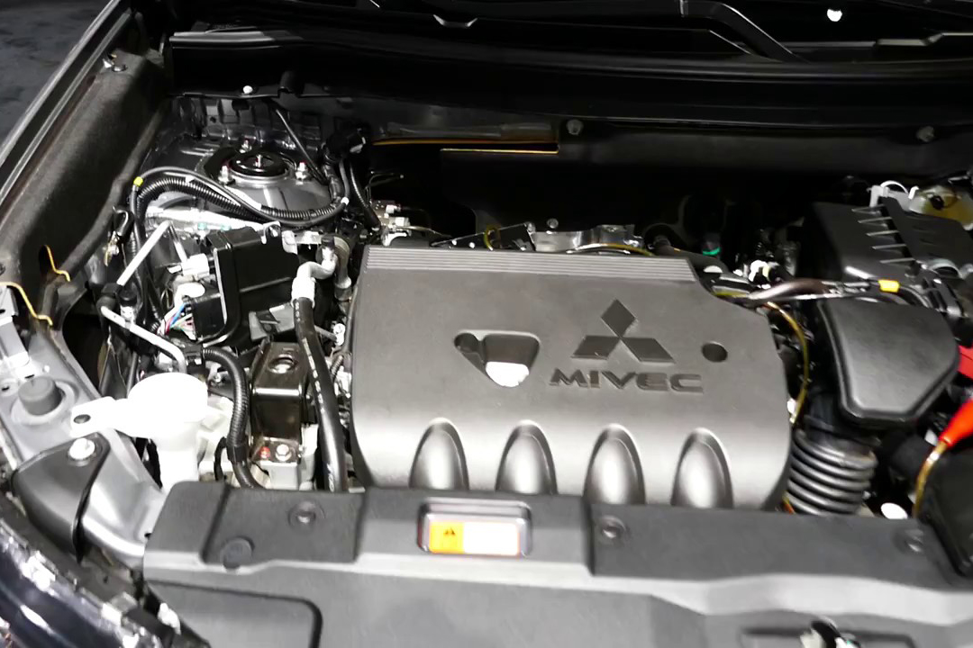 Mitsubishi Mirage 2018 Engine