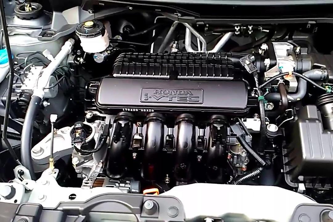 Honda Mobilio 2017 Engine
