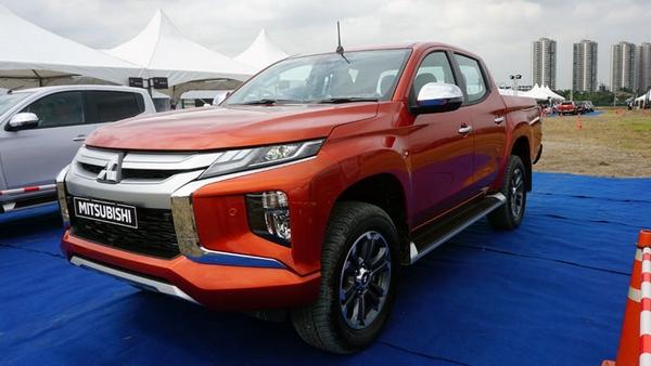 Mitsubishi Strada 2019