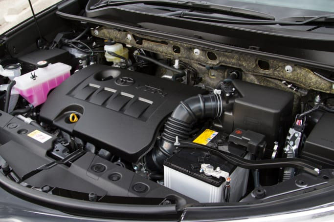toyota rav4 2018 Engine