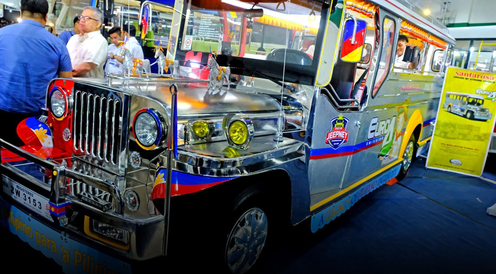 2019 Jeepney