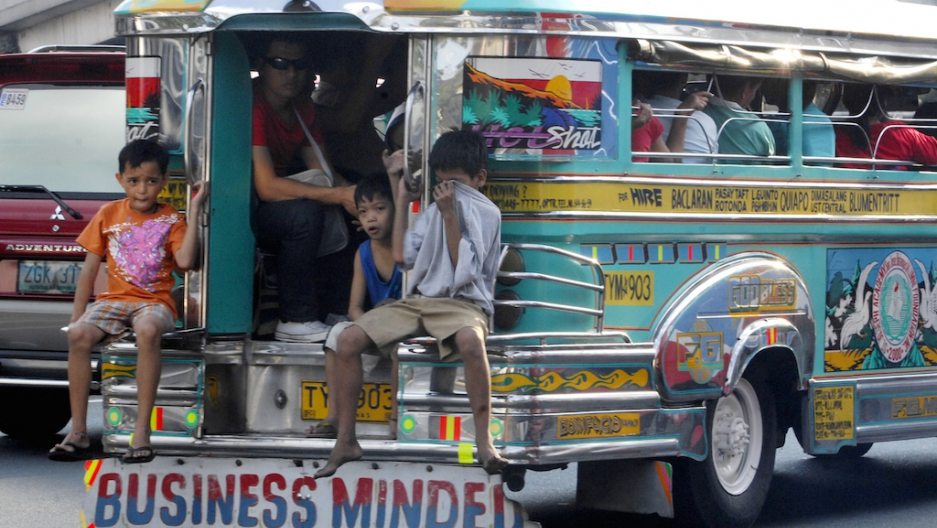 tradition jeepney