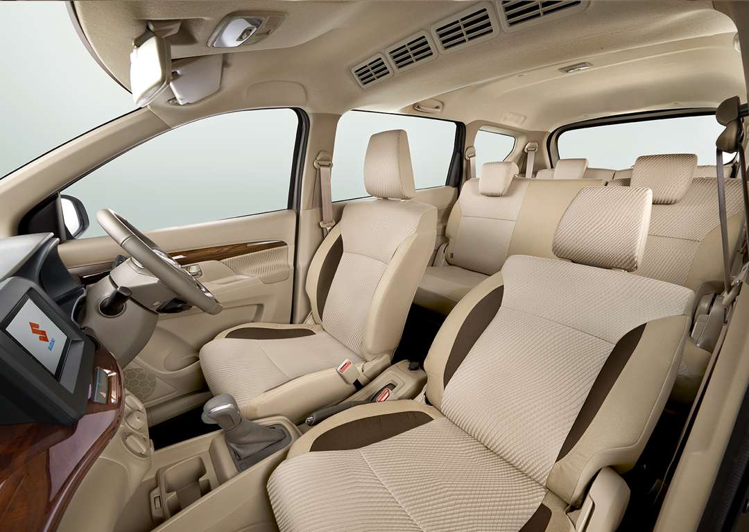 Suzuki Ertiga 2018 Interior