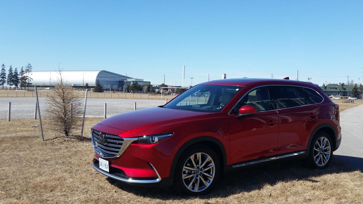 2018 Mazda CX-9 Exterior