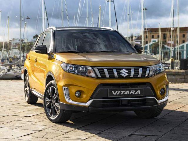 Suzuki Vitara 2019 New and improved Exterior