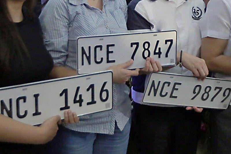 register lto plate number