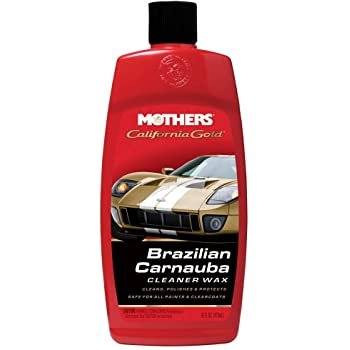 Mothers California Gold Liquid Wax