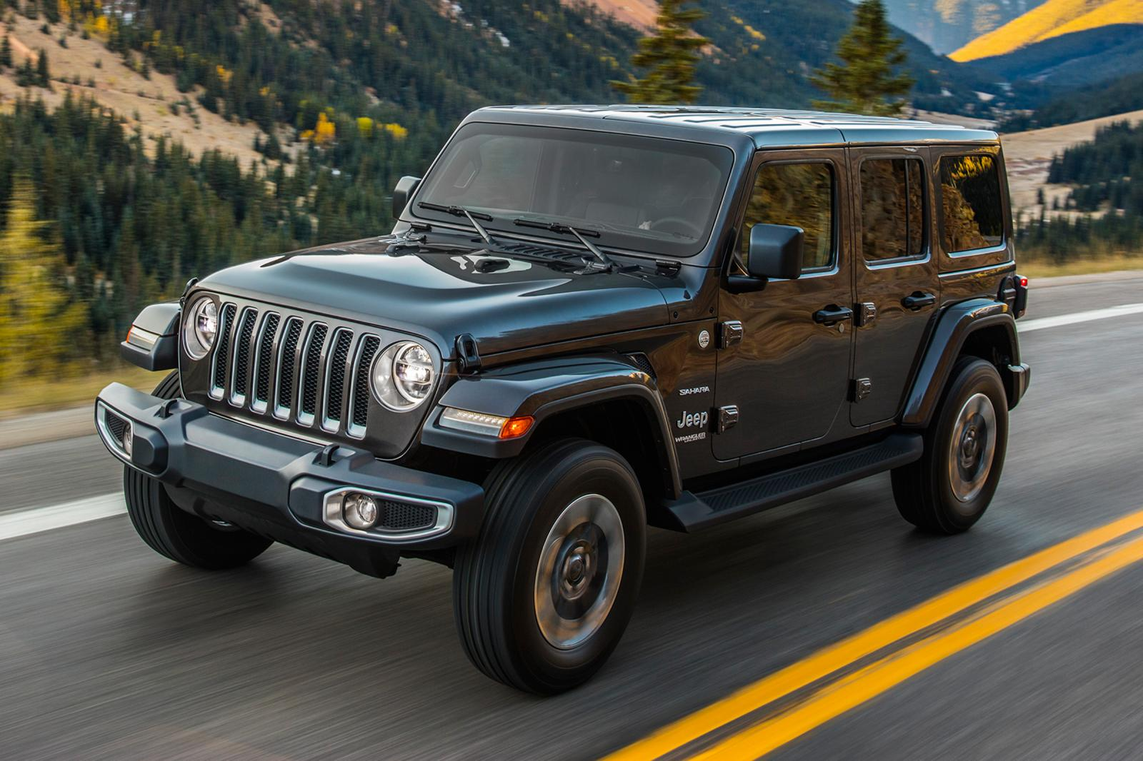 2019 Jeep Wrangler Price In The Philippines How It Wins The Heart Of Filipino Car Buyers