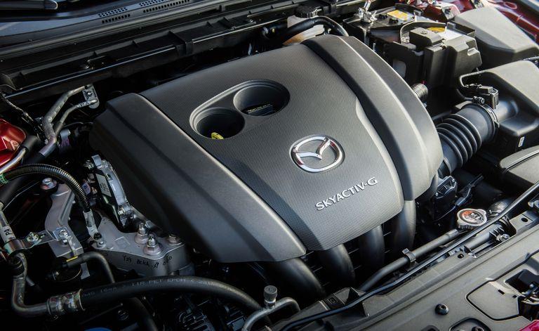 Skyactiv-G petrol engine
