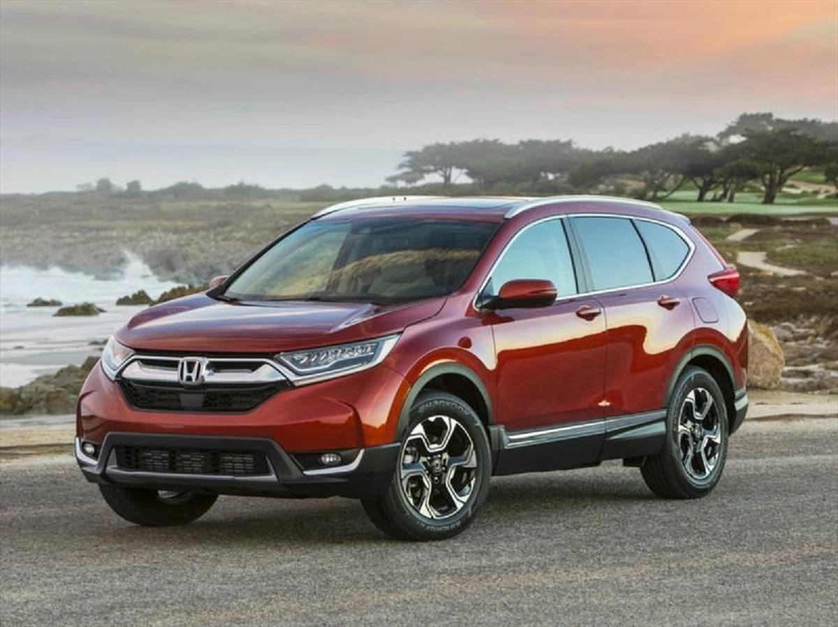 2019 Honda CRV