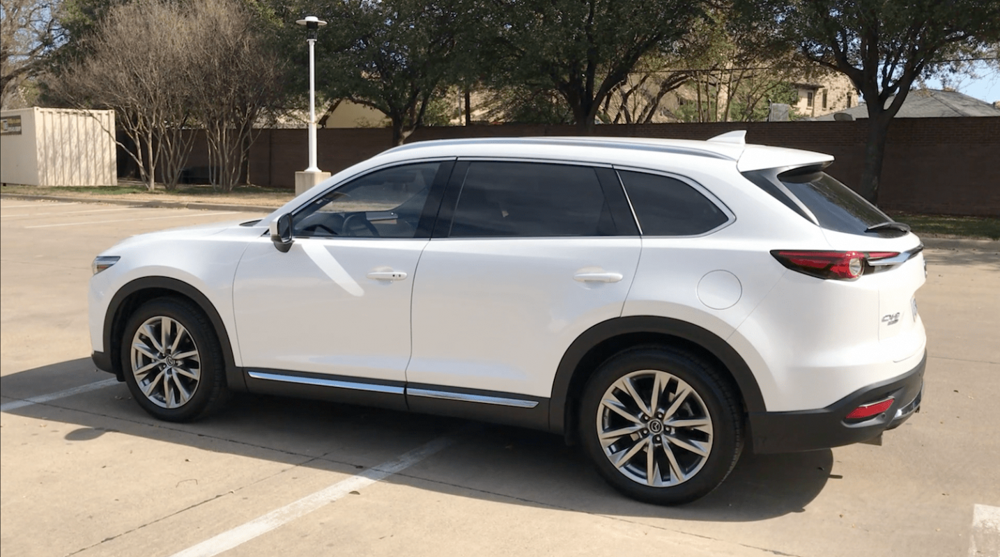 Mazda CX-9 2019 AWD Signature