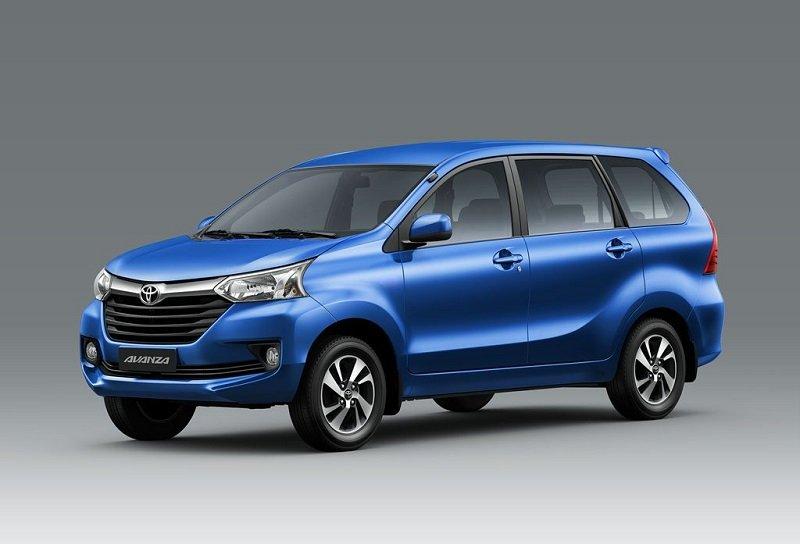 Toyota Avanza 2017