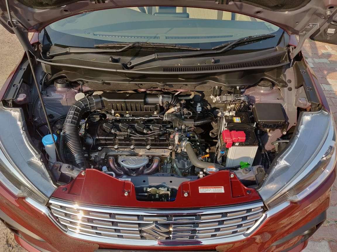 Suzuki Ertiga 2019 Engine