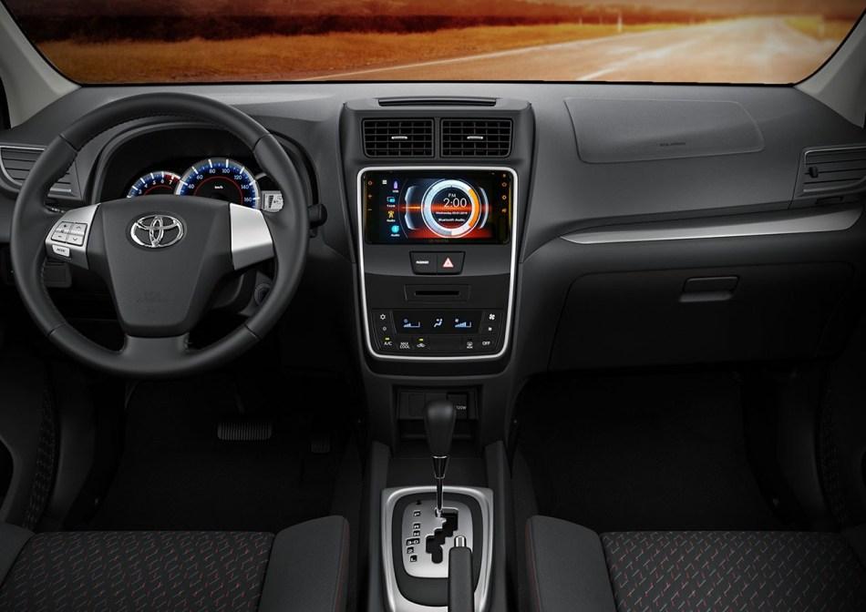 Toyota Avanza 2019 Interior