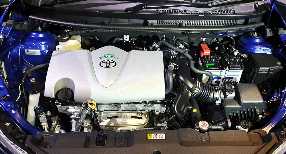Toyota Vios 2020 engine