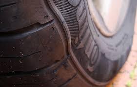 Tires wear patterns