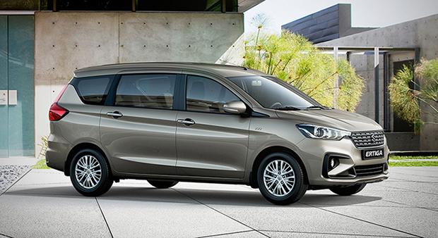 Suzuki Ertiga 2019 Philippines Exterior