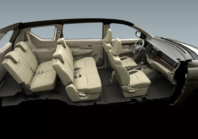 Suzuki Ertiga 2019 Philippines Interior
