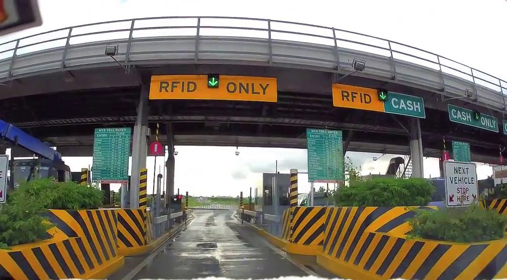 RFID-only lane