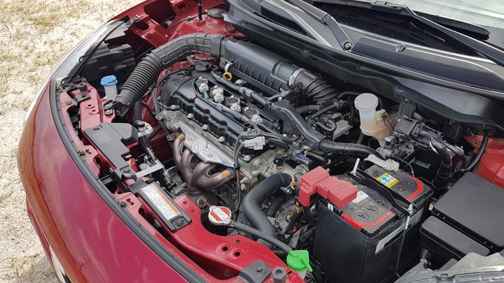 Suzuki Swift 2019 Engine