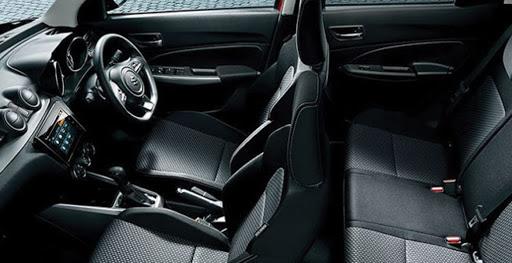 Suzuki Swift 2019 Philippines interior
