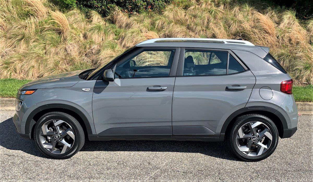 Hyundai Venue 2020 exterior