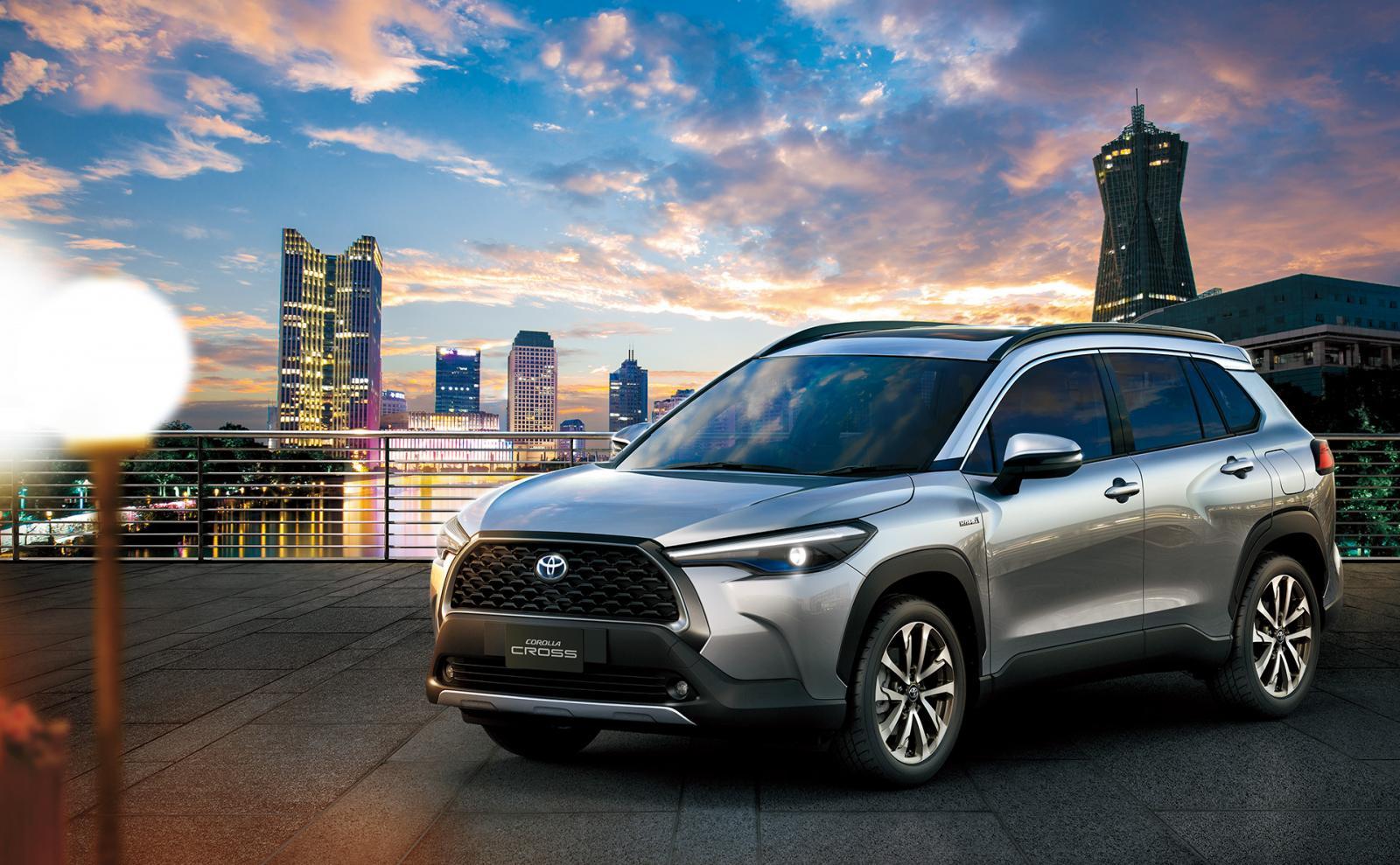 Toyota Corolla Cross 2020 Exterior