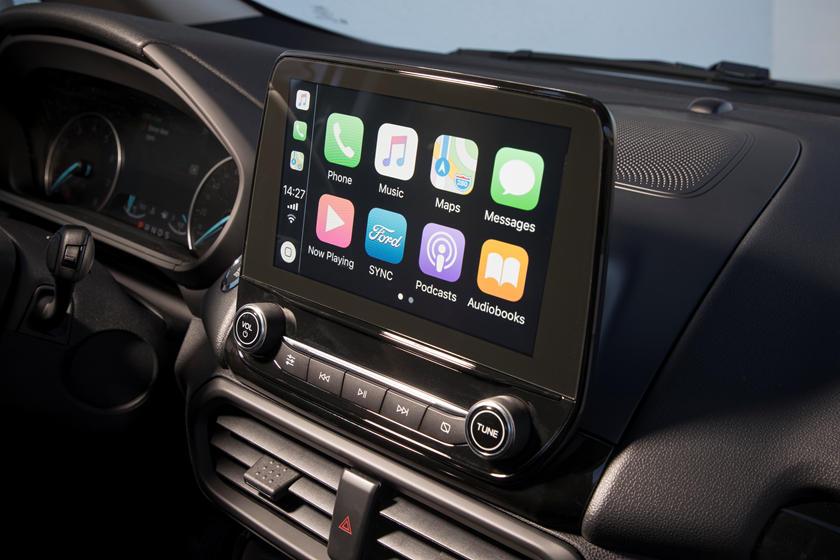 Ford Eco sport interior