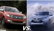 Everest vs Montero: American or Japanese SUV?