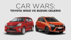 Car Showdown 101: Toyota Wigo vs Suzuki Celerio