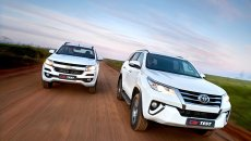 Fortuner vs Trailblazer: Acceptable performance or better power?
