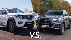 Hilux vs. Navara: Pick-up Truck Showdown