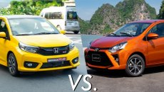 Honda Brio vs Toyota Wigo: The battle between two famous Japanese hatchback