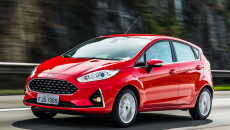 Ford Fiesta 2017 - Offer the different option for the subcompact range
