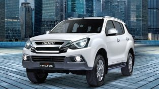 "Isuzu MU-X 2019 Philippines: A decent SUV with ""Blue Power"""