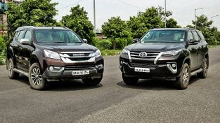 [Car Showdown 101] Isuzu MU-X vs Toyota Fortuner: Which SUV to go for?